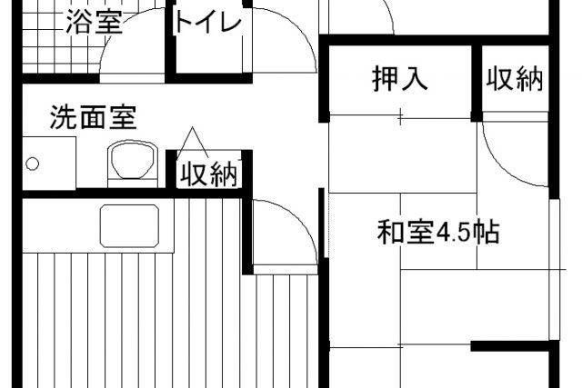 第6レジデンス江崎101