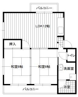 中尾ハイツ102