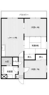 本田コーポ3号室