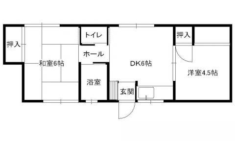 斉田アパート202